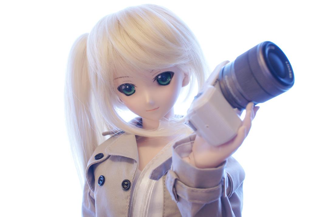 Saber Lily / NEX-3 Mini