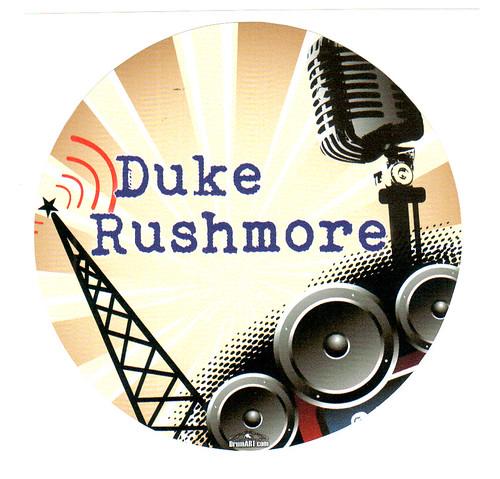 Duke Rushmore Logo