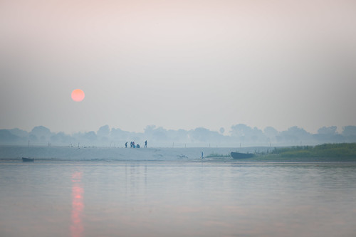 explore varanasi ganga 2012