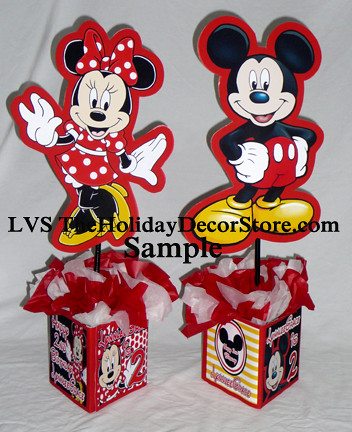 Mickey Mouse Clubhouse Personalized Mickey Birthday Party