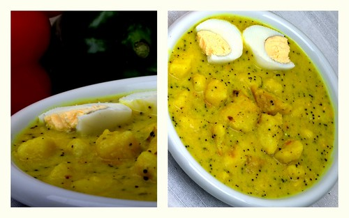 Chembu curry/ Taro curry by {deepapraveen very busy with work..back soon