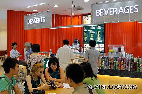 5th Stop: Kopi Seletar, the food court