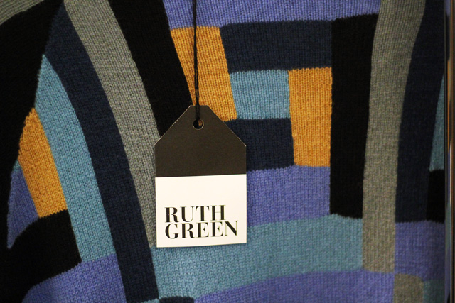 ruth green knitwear