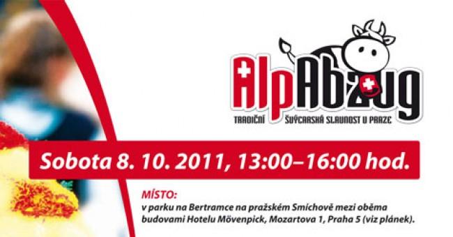 Alpabzug 2011 – tradiční švýcarská slavnost v Praze
