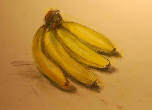 Drawing eighteen : Jumping on the bananawagon