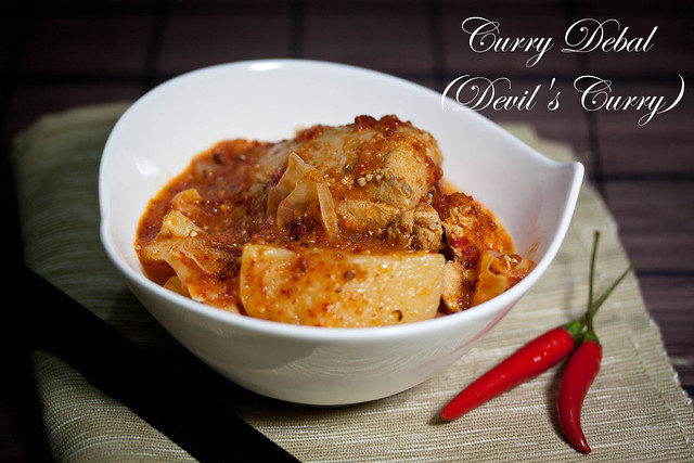 Cook A Pot Of Curry - Curry Debal (Eurasian Devil's Curry)