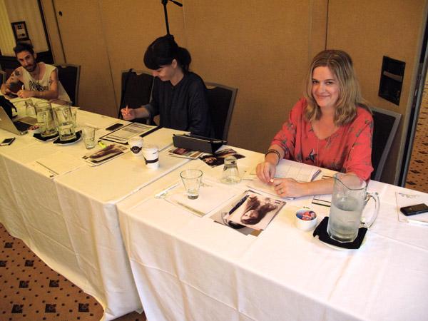 Casting Panel Sydney L'Oréal Melbourne Fashion Festival LMFF