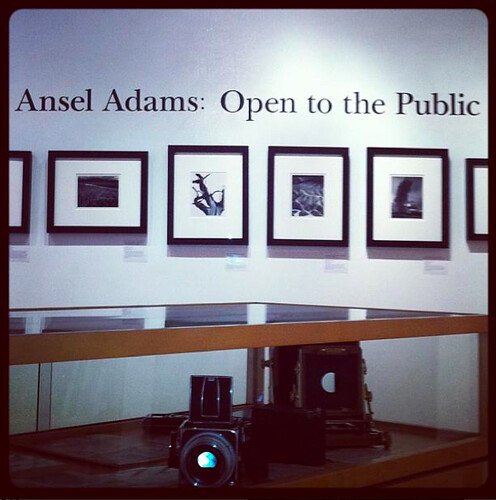Ansel Adams: Open to the Public at G2 Gallery