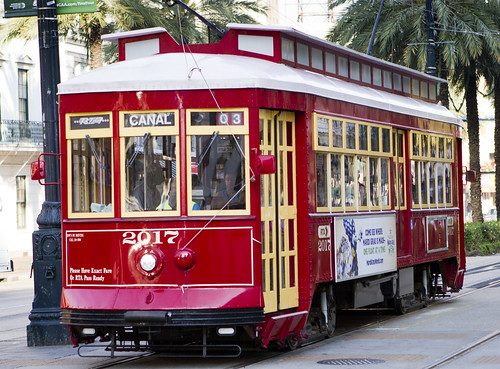 Streetcar Not a Trolley! by Ricky L. Jones Photography