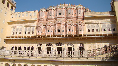 Jaipur India ~ Hawa Mahal by VasenkaPhotography
