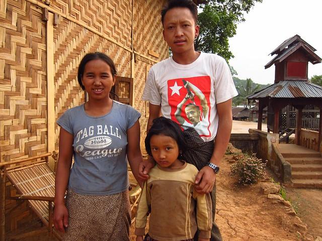 O Maung's Family