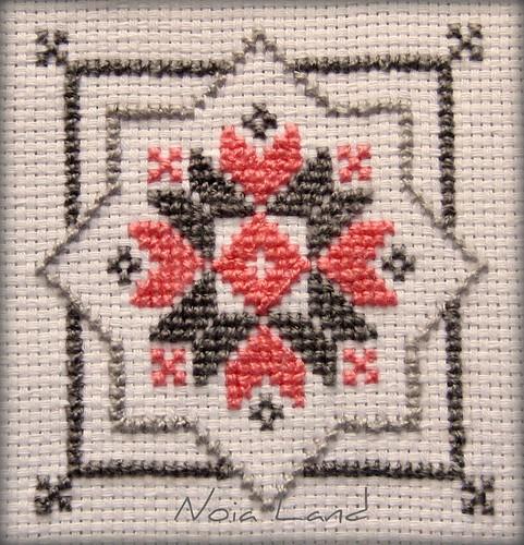 Noia land febrero 2012 for Como hacer alfombras en bordado chino