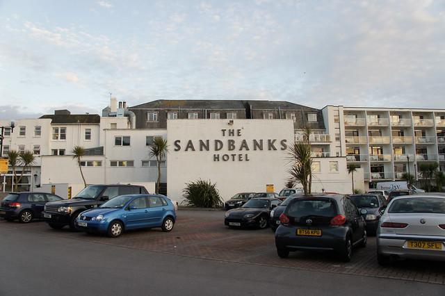 sandbanks hotel 15 banks road sandbanks poole dorset flickr photo sharing. Black Bedroom Furniture Sets. Home Design Ideas