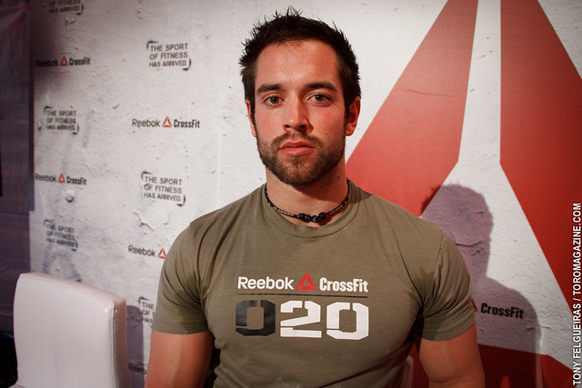 Rich Froning New Crossfit Shoes