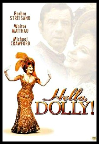 hello dolly resized and framed