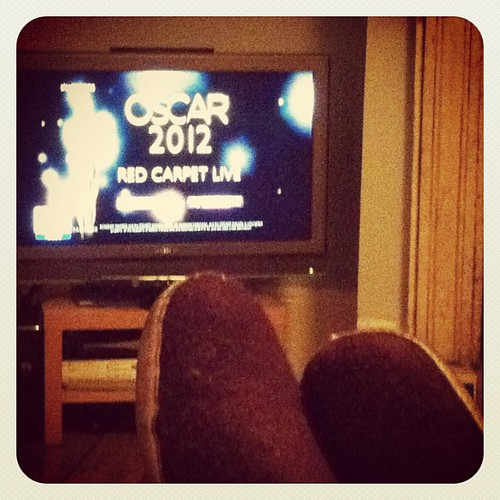 Oscar Night 2012! by MAStapleton