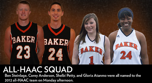 All-HAAC Squads