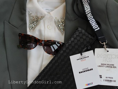 London Fashion Week wardrobe