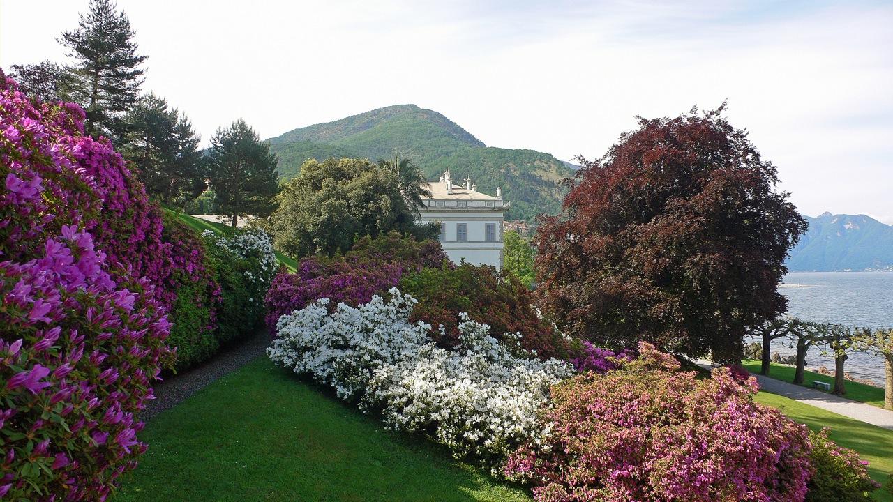 Giardini di villa melzi flickr photo sharing - Giardini di villa melzi ...