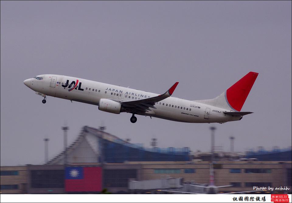 JAL JA304J客機006