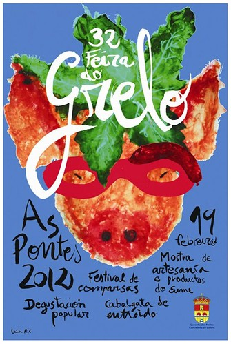 As_Pontes_2012_-_Feira_do_Grelo_-_cartel