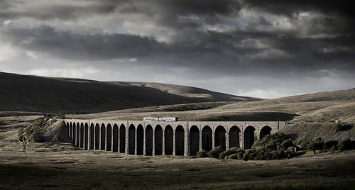 road uk ireland shadow summer england sky mountains tree skyscape landscape evening flickr yorkshire railway trains dailycommute best railcar railways 2c ribblehead settlecarlisle 5dmk2 72dpipreview ©lowresolutionpreview ©2c