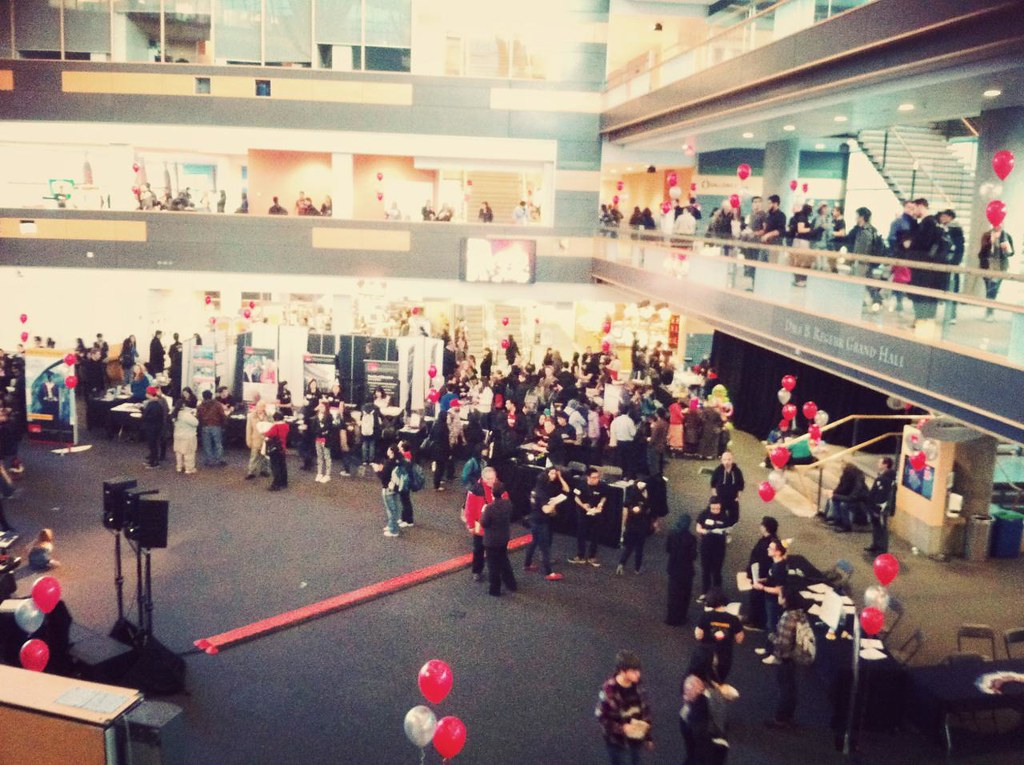 SFU Surrey Open House 10th year Anniversary