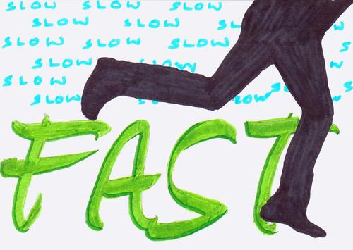 Fast: Mary Ellen Daugherty (USA)