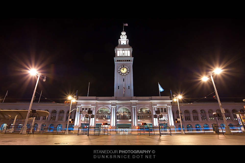 Embarcadero, San Francisco.