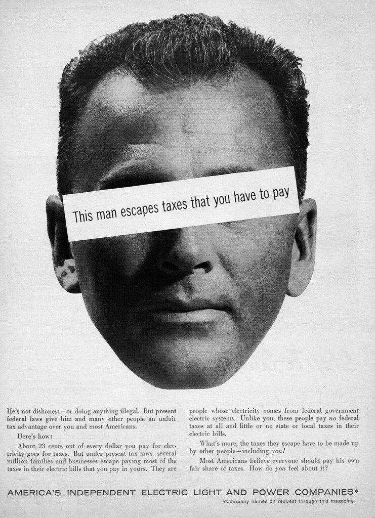 Vintage Ad #1,858: Tax Dodger!