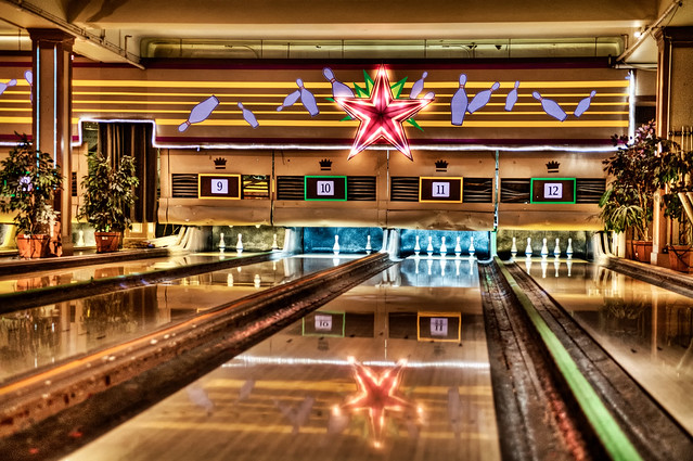 The Commodore Lanes