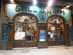 Grill Room de Barcelona