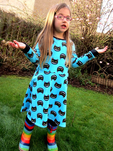cool cat dress 6