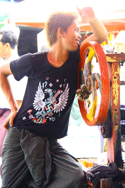 Yangon, 17/05/2011