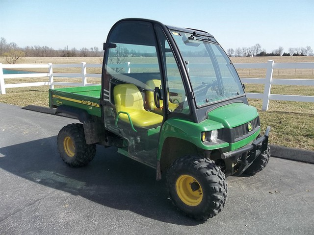 2005 john deere gator hpx 4x4 flickr photo sharing. Black Bedroom Furniture Sets. Home Design Ideas