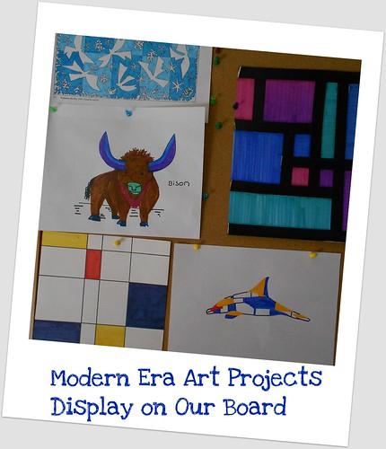 Piet Mondrian projects