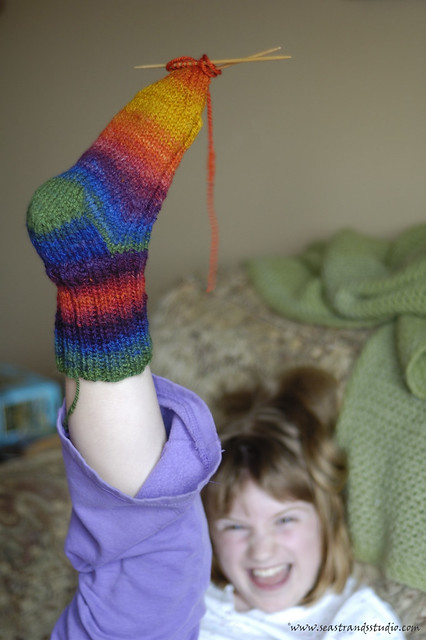 New socks!