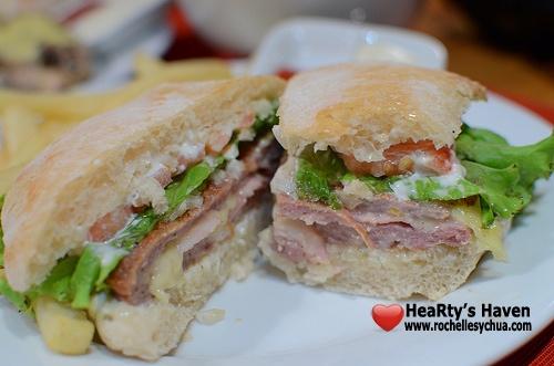 Balkan Sandwich