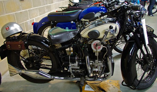 1930 Matchless Silver Hawk 593cc