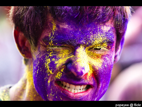 Holi, Festival of Colours