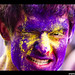 Holi, Festival of Colours by Popeyee