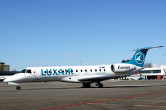Luxair, Embraer (1)