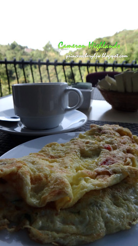 Cameron Highlands Strawberry Park breakfast 01