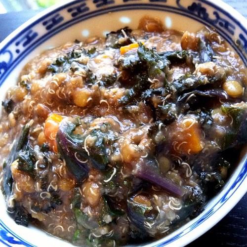 Lotsa Kale Stew