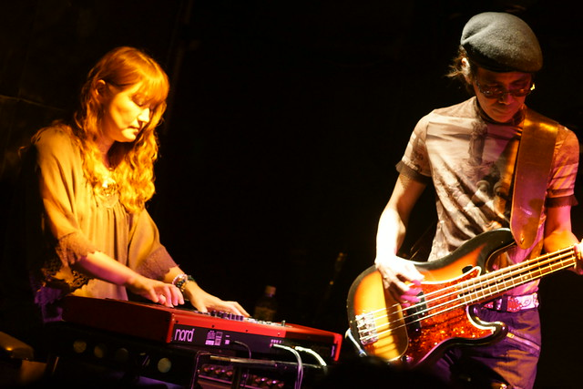 O.E. Gallagher live at Outbreak, Tokyo, 28 Apr 2012. 308