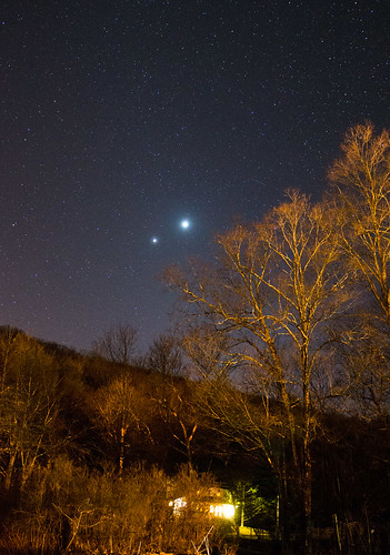sky mars night stars venus astronomy jupiter catskills neversink sullivancounty southhill grahamsville