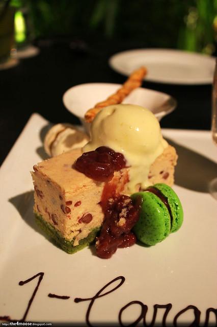Roast - Azuki Cheesecake