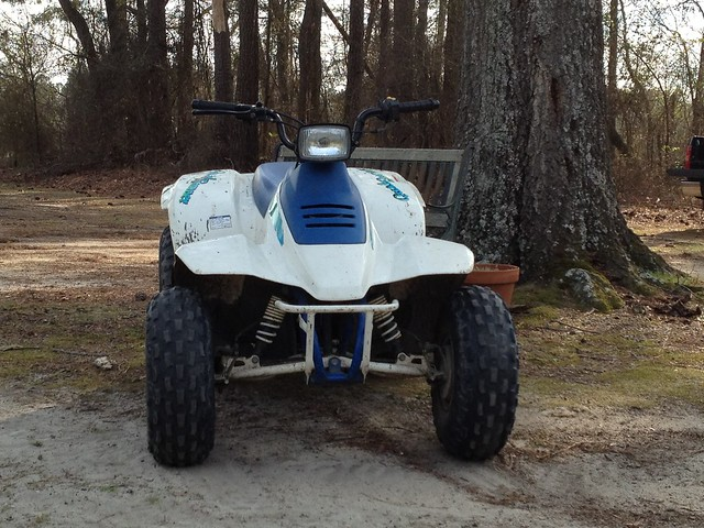 LT125 - Good Choice for 10 year old? - ATVConnection com ATV