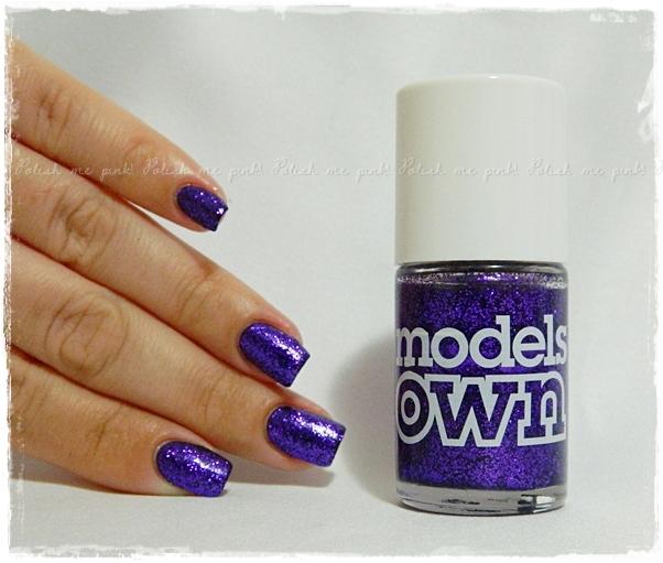 Models Own Purple Purple Haze Models Own