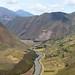 Peru - Cusco Sacred Valley & Incan Ruins 153 - steep-sided Urubama valley
